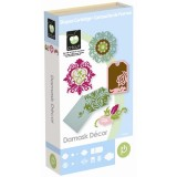 Cricut Shape Cartridge Damask Decor Item 2001009